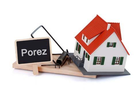 kuća i porez