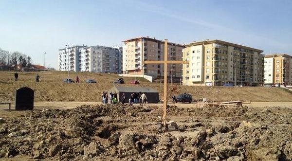 gradnja crkve u stepa stepanovic