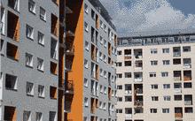 stambena zgrada u naselju Ivan Ribar