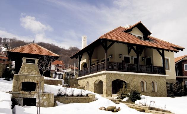 šumadiska kuća