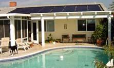 Solarno zagrevanje vode za bazen