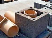 elementi za zidanje dimnjaka