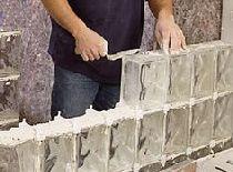 Kako zidati staklenom ciglom