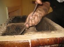 održavanje keljevih peći