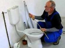 postavljanje wc šolje uradi sam