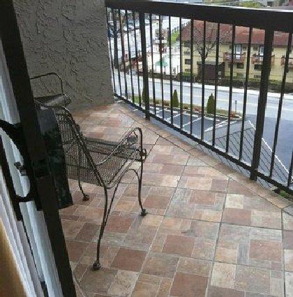sređivanje terase sa keramičkim pločicama