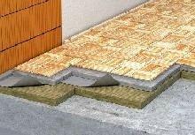 Kamena vuna za podove