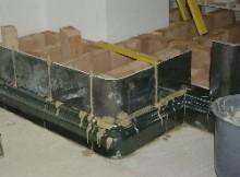 Preslagivanje kaljeve peći