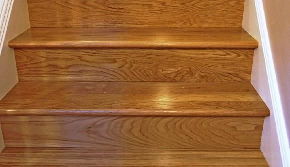 stepenice od drveta