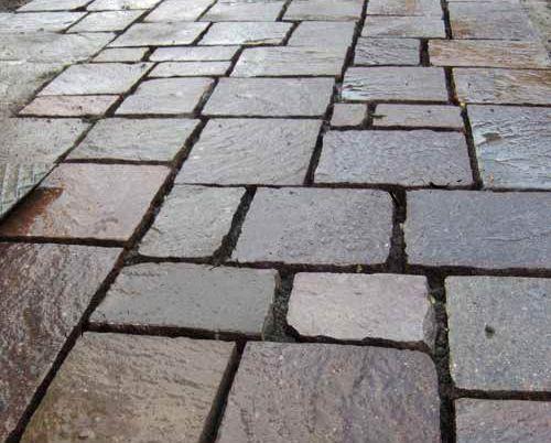 način slaganja kamena