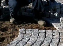 Kamene kocke za dvorište