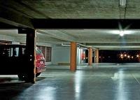 Podzemna garaža ispod ulice Kneza Miloša u Beogradu
