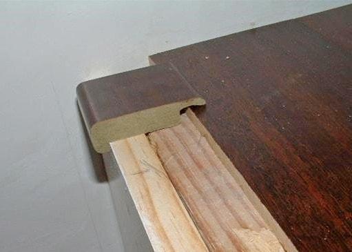 montaža stepeništa od laminata