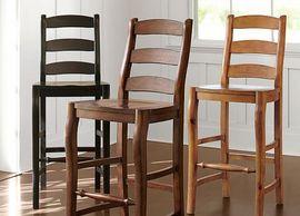 Barske stolice u enterijeru