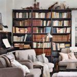zidne police za knjige