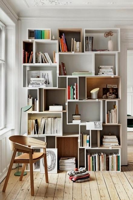 drvene police za knjige