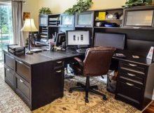 Kako opremiti radni prostor u dnevnoj sobi