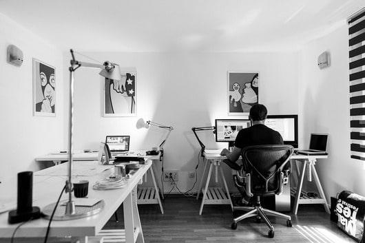 soba kao kancelarija