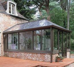 zastakljena terasa